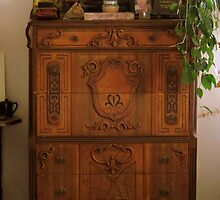 """Our """"New"""" Old Piece Of Furniture by trueblvr"""