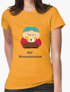 South Park - Cartman Womens Fitted T-Shirt