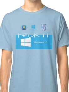 Windows 10 Funny Classic T-Shirt