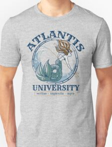Atlantis University Unisex T-Shirt