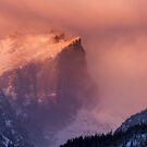 Hallet Peak Panorama by Ryan Wright