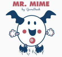 Mister Mime (Sticker) by thom2maro