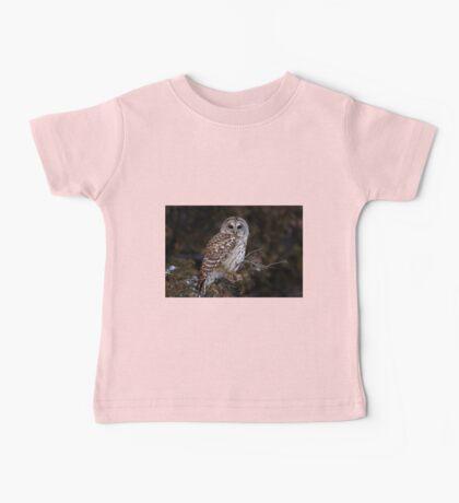 Barred Owl - Kanata Baby Tee
