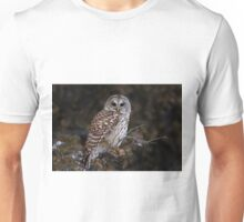 Barred Owl - Kanata Unisex T-Shirt