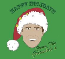 Happy Holidays from The Griswolds! by stuffofkings