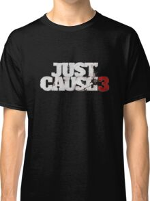 J. Cause 3 Classic T-Shirt