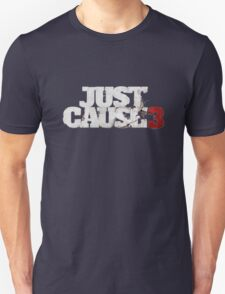 J. Cause 3 Unisex T-Shirt