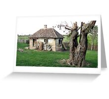 Once Upon a Time in Oaks Land Greeting Card