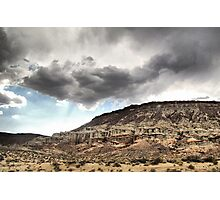 Red Rock Canyon State Park Photographic Print