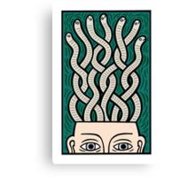 My brains Canvas Print