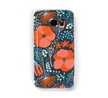 Summer field colorful pattern Samsung Galaxy Case/Skin