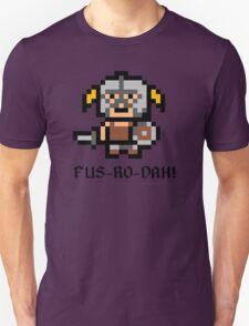 8 Bit Dovahkiin Unisex T-Shirt