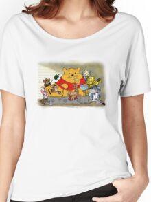 Winnie the Hutt Women's Relaxed Fit T-Shirt