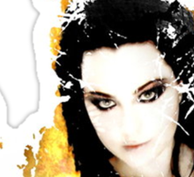 Evanescence - for white t-shirts Sticker