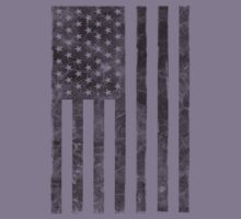 US Flag - Grey by ZedEx