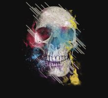 Psychedelic Skull by ZedEx