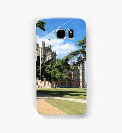 Downton Abbey Samsung Galaxy Case/Skin