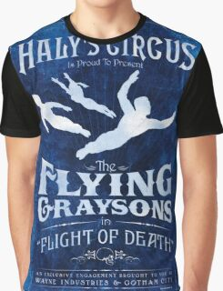 Flying Graysons Graphic T-Shirt