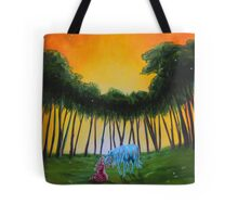 Lady and the Unicorn  Tote Bag