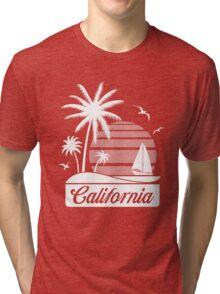 California Living Tri-blend T-Shirt