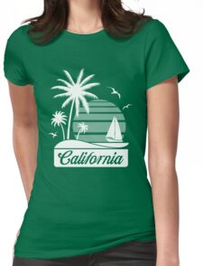 California Living Womens Fitted T-Shirt