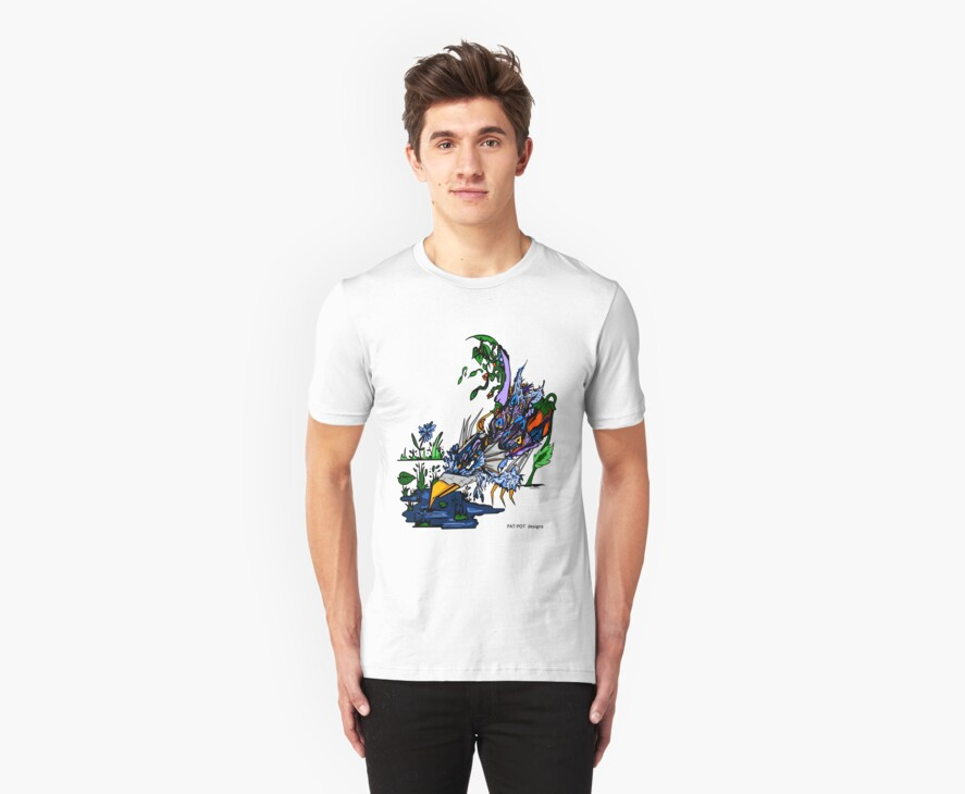 MechaniBird! by Pat-Pot  Designs