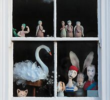 Quirky Frames by Alan Robert Cooke