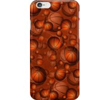 Basketballs! iPhone Case/Skin
