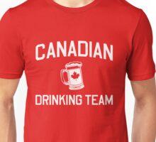Canadian Drinking Team Unisex T-Shirt