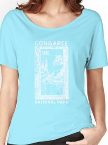 Congaree National Park Women's Relaxed Fit T-Shirt