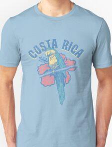 Costa Rica Parrot T-Shirt