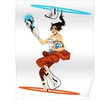Portal 2 fanart  Poster