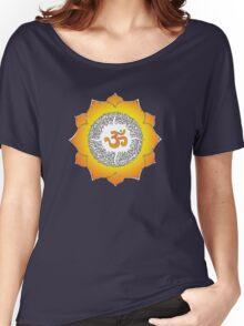 Aum 1 Women's Relaxed Fit T-Shirt