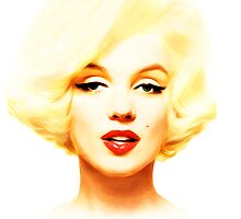 Marilyn Monroe - Something's Got to Give - Pop Art by wcsmack