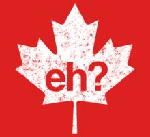 Eh? Canadian Maple Leaf by whereables