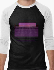 Floating point Design four Men's Baseball ¾ T-Shirt