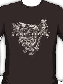 Free Tibet Dragon T-Shirt