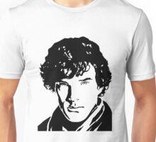 Benjamin Cumberbatch Sherlock Holmes Unisex T-Shirt