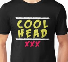 Cool Head Virtue Unisex T-Shirt