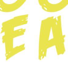 Cool Head Virtue Sticker