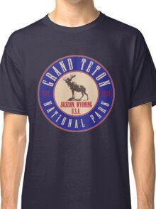 Grand Teton National Park Classic T-Shirt