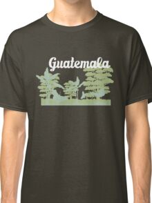 Guatemala Rainforest Classic T-Shirt