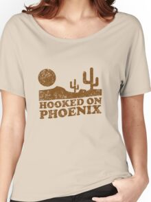 Hooked on Phoenix Women's Relaxed Fit T-Shirt