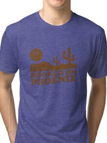Hooked on Phoenix Tri-blend T-Shirt