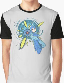 Megaman Megaman! Graphic T-Shirt