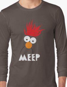 Beaker MEEP Long Sleeve T-Shirt