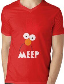 Beaker MEEP Mens V-Neck T-Shirt