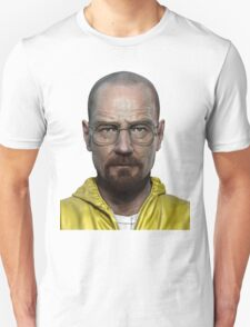 walter white head breaking bad T-Shirt