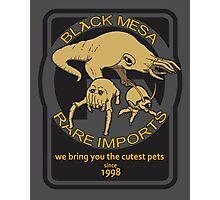 Black Mesa rare imports. Photographic Print