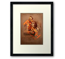 The Fifth Element No. 2 Framed Print